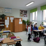Remont sali lekcyjnej w Szkole Podstawowej w Skotnikach Dolnych